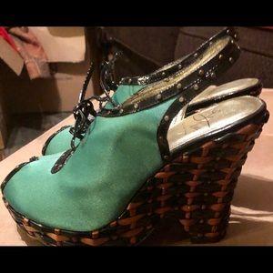 COPY - New Ladies wedge shoes